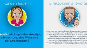 Kunden fragen – Effektdesign antwortet!